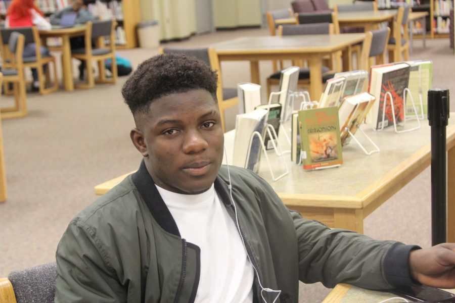 Humans of City High-Wilfried Kadohou