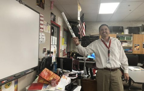 Teacher Appreciation Week: Mr. Leman