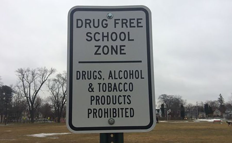 The Case Against Drug Free School-Zone Laws