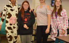 Spirit Week Photo Gallery: Pajama Day