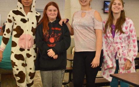 Spirit Week Photo Gallery: Pajama Day