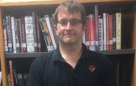 New Teacher Profile: Mr. Crawford