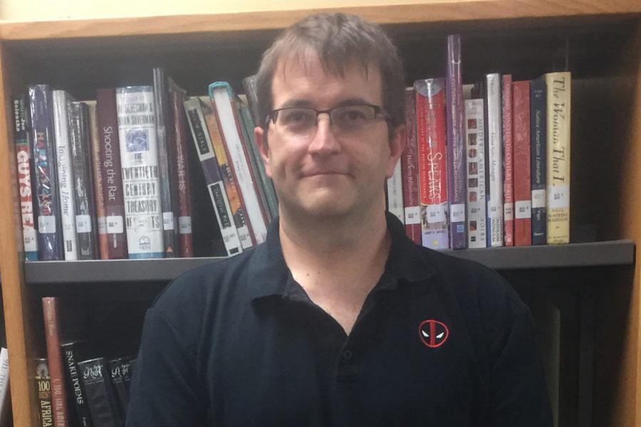New Teacher Profile: Mr. Crawford