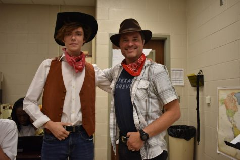 Spirit Week Photo Gallery: Country VS. Frat