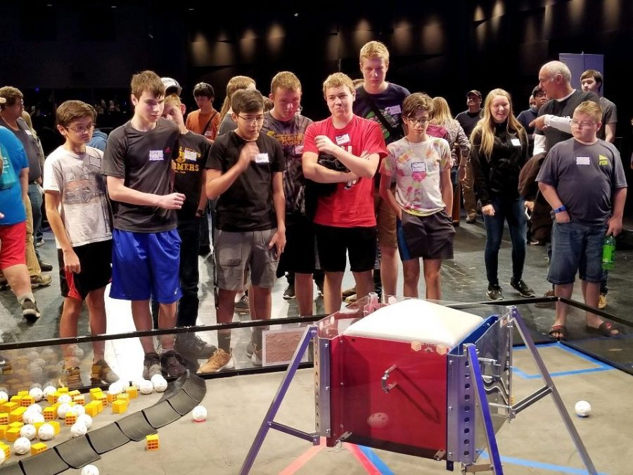 Raw Bacon Robotics Hopes to Engineer a Successful Season