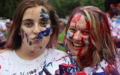 Senior Paint Fight