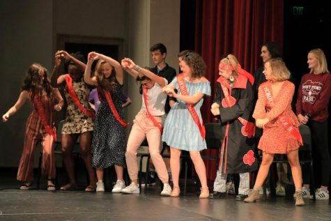 Kings and Queens: Homecoming Court Assembly Slideshow