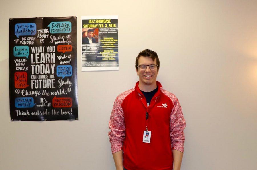 Teacher Profile: Aaron Ottmar