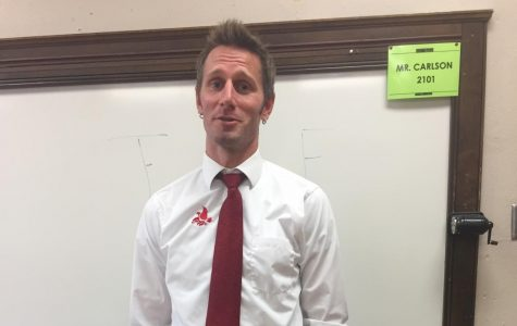 New Teacher Profile: Mr. Carlson