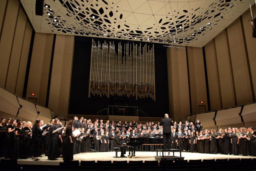 U of Iowa Hosts District Choir Concert at Voxman