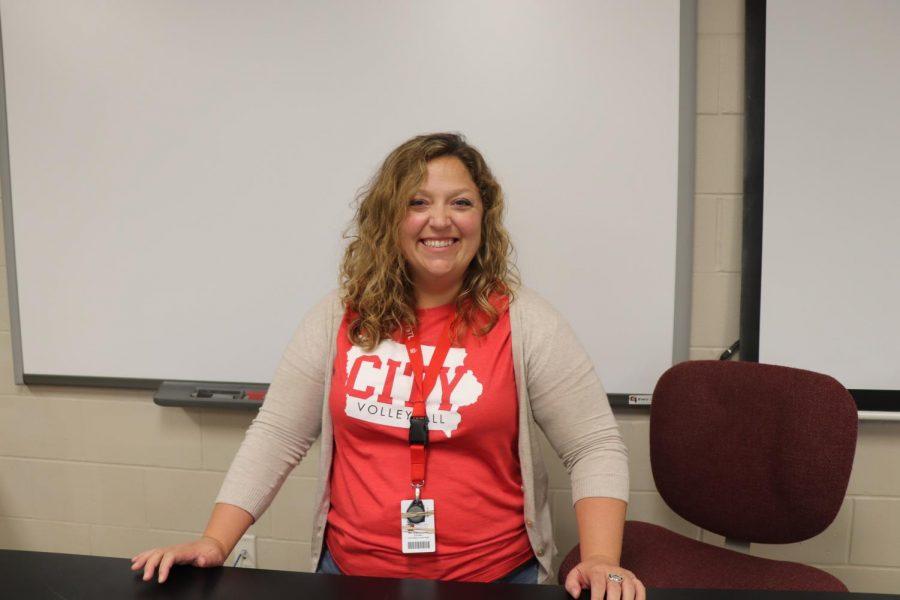 New Teacher Profile: Ms. Smith