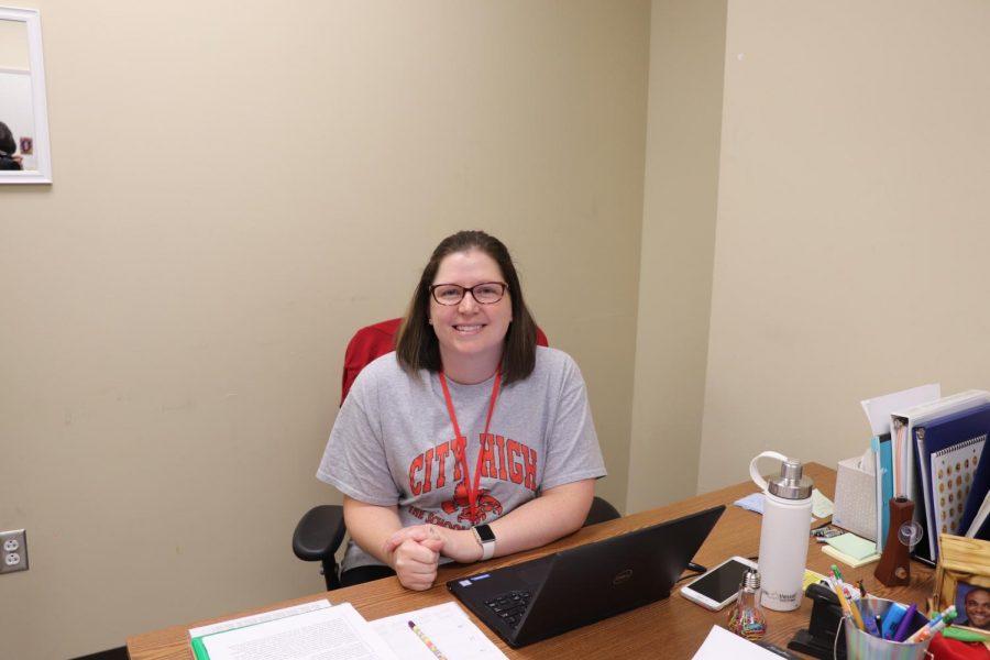 New Teacher Profile: Ms. Lee