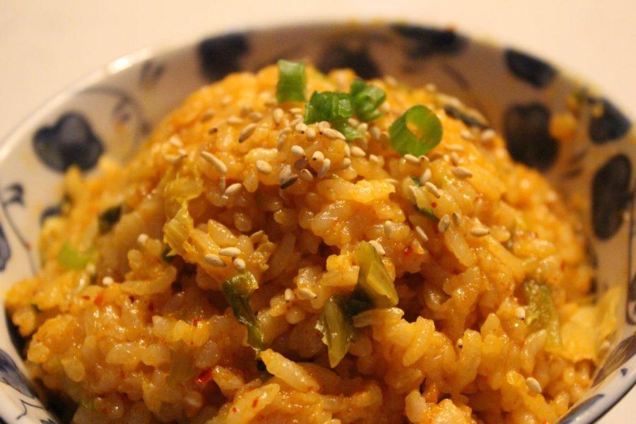 Kimchi Rice, Korea
