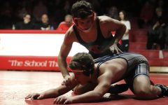 Wrestlers Kick Off Season in Dominating Fashion