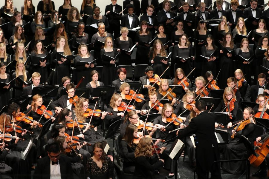 City Music Groups Come Together To Perform Mozarts Requiem