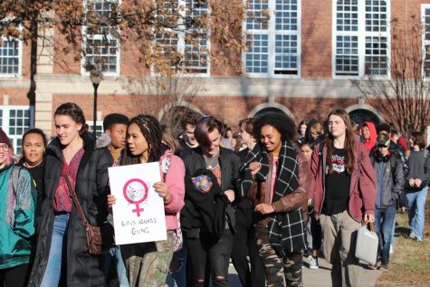 SASS and Students Walk Out of City High on Anniversary of Sandy Hook