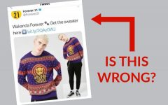 City Responds: Forever 21 Sweatshirt Controversy