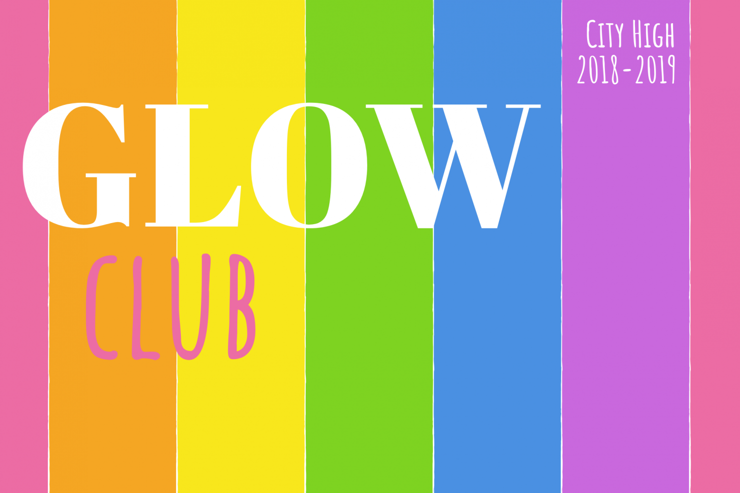 Glow club hostss dances and club meetings for LGBTQ students and anyone supporting LGBTQ issues.
