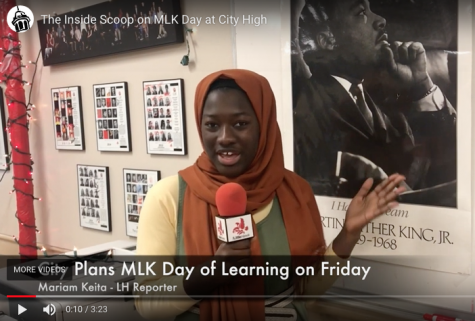 The Inside Scoop on MLK Day at City