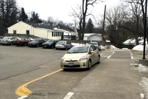 BREAKING: City High Cracks Down on Illegal Parking