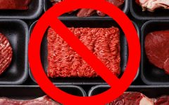 Don't Eat Red Meat