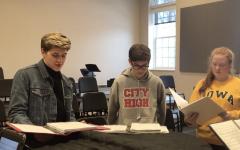 Les Misérables Begins Rehearsals