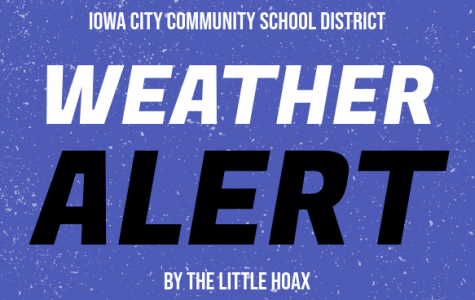 Iowa City Schools Cancel Space-Time Continuum Due to Inclement Weather