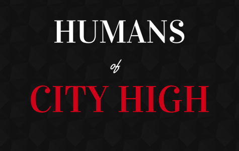 Humans of City High: February 2019