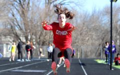 Cold Temps Cancel Scoring at West High Track Meet