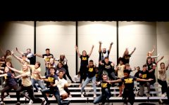 Cedar Rapids College Show Choir Program Performs at City High