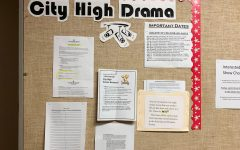 "City Drama Students to put on ""25th Annual Putnam County Spelling Bee"""