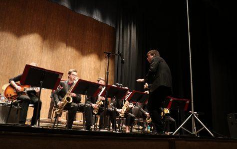 Jazz Ensemble Makes Their Way to Jazz Championships