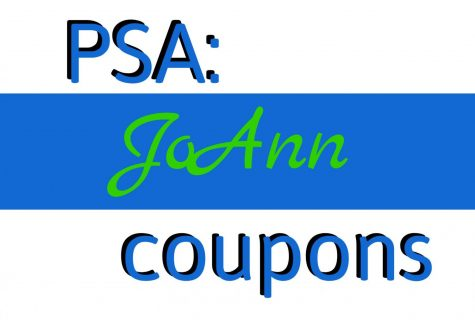 PSA: JoAnn Coupons
