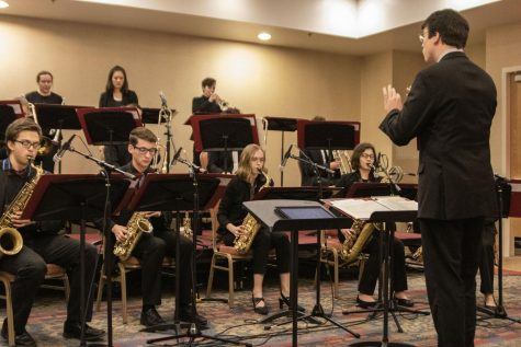 Jazz Ensemble to Des Moines for IBA Jazz Band Performance
