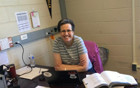 Teacher Appreciation: Mrs. Mons