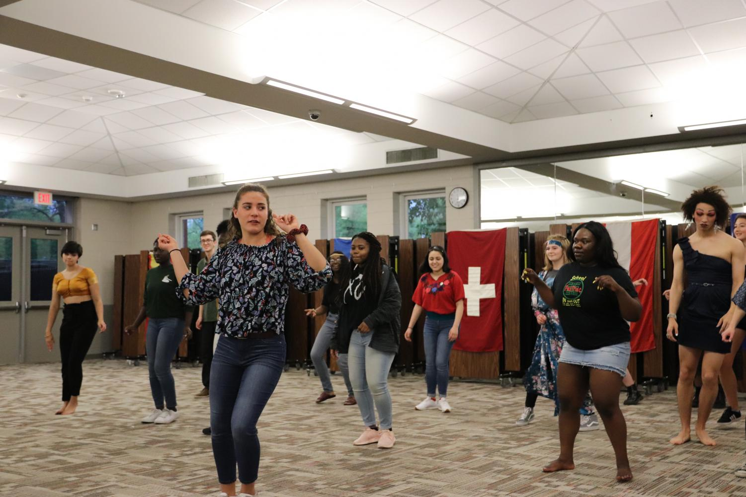 SDEC Holds Second Multicultural Night