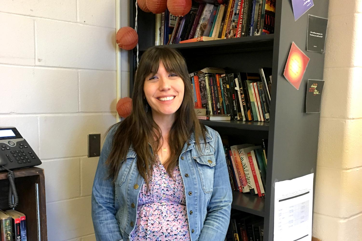 Ms. Sotillo is a Language Arts teacher that mainly focuses on English 9 and 10.
