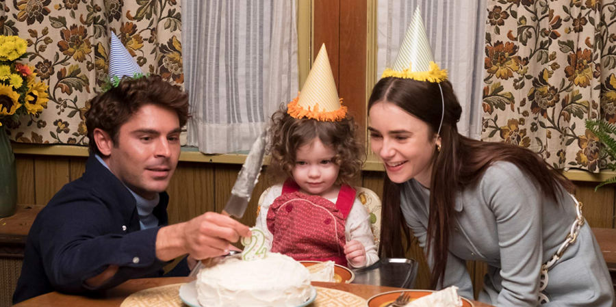 Zac+Efron%2C+Lily+Collins%2C+and+Macie+Carmosino+in+%22Extremely+Wicked%2C+Shockingly+Evil+and+Vile%22
