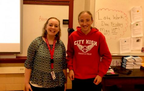 Teacher Appreciation Week: Haley Johannesen