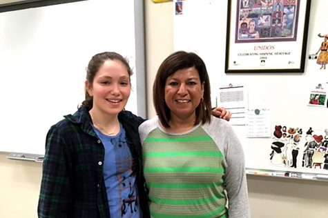 Teacher Appreciation Week: Señora Silva