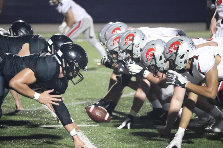 City lines up against Liberty on Friday, August 27.