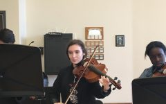 Q&A with Dana Mietus – Orchestra Student Teacher