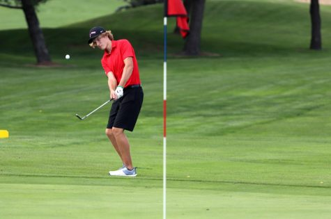 Luke Edwards Leads City Golf with 2nd Place Finish