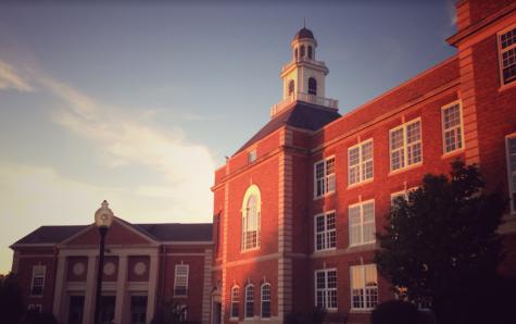 Iowa City High School, established in 1939.