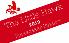 The Little Hawk Named Pacemaker Finalist