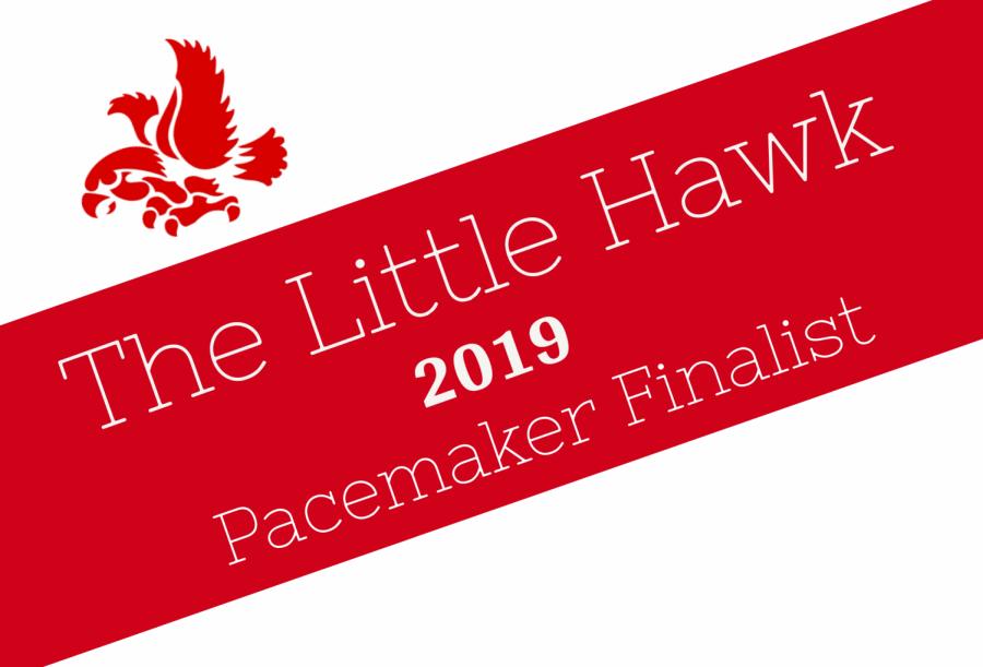 The Little Hawk Named Pacemaker Finalist