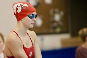Wisconsin Commit Olivia Masterson Discusses her Swim Career