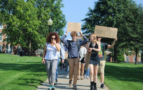 City High students leaving school to protest climate change