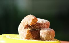 The Perfect Dessert: Apple Cider Donuts