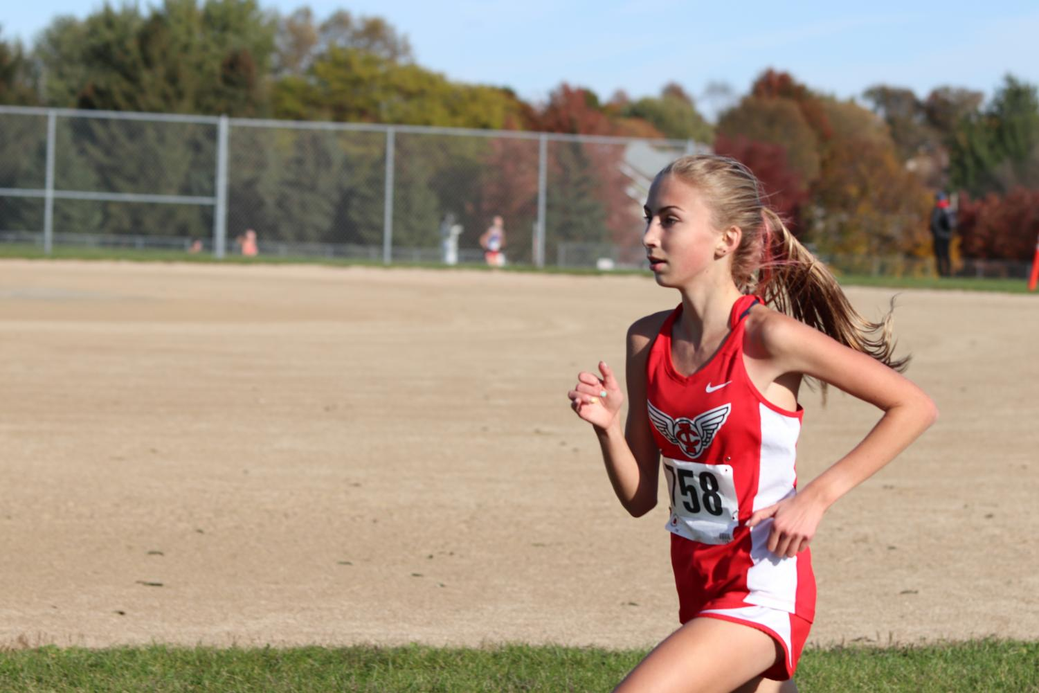 Rowan Boulter placed third overall with a time of 19:07